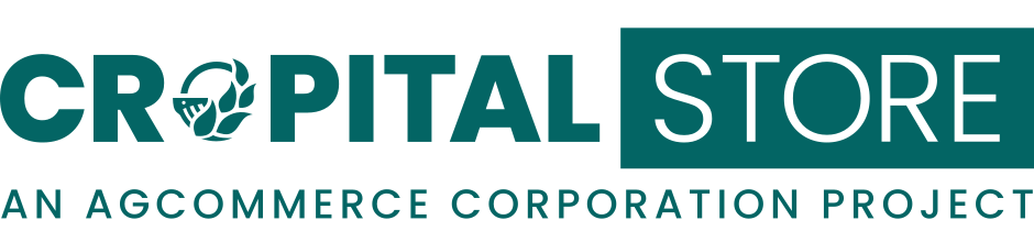 Cropital Store, an Agcommerce Corporation project